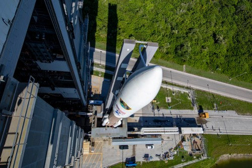 Roll to Pad: Atlas V AEHF-5