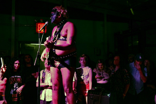 King Khan and the BBQ Show at Our Wicked Lady