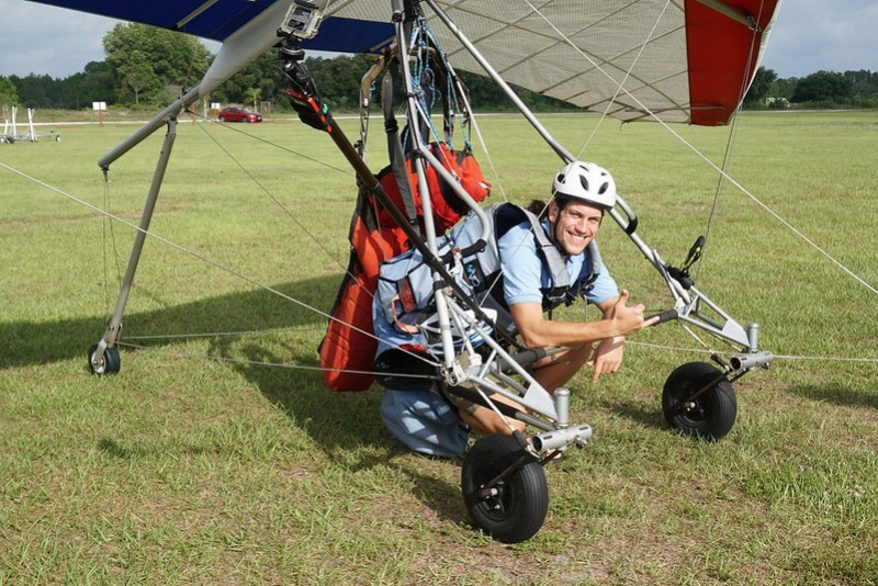 Where to Hang Glide in Florida? Florida Ridge Air Sports Park in Clewiston