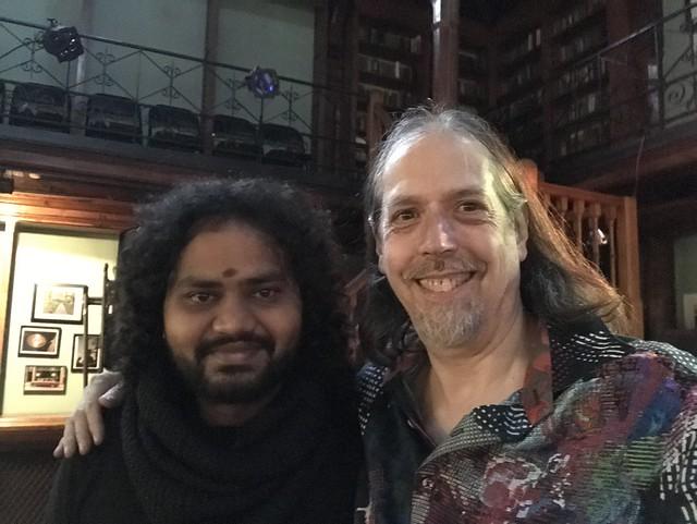 Master Percussionist Swaminathan Selvaganesh