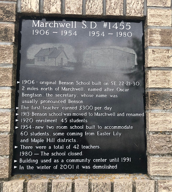 Marchwell - cairn