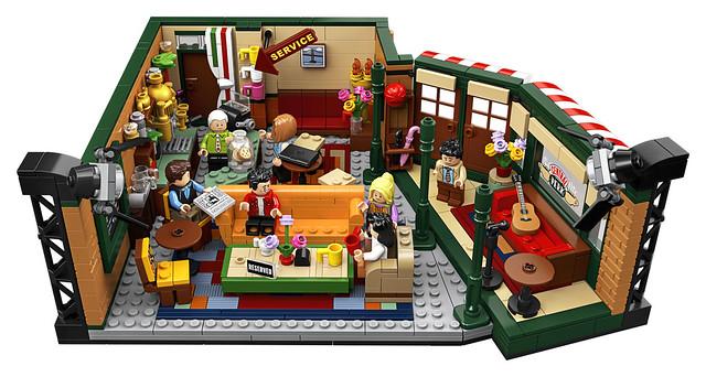 LEGO 21319 Friends Central Perk