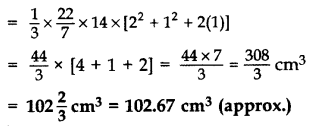 Important Questions for Class 10 Maths Chapter 13 Surface Areas and Volumes 72