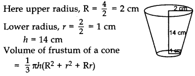 Important Questions for Class 10 Maths Chapter 13 Surface Areas and Volumes 71