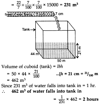 Important Questions for Class 10 Maths Chapter 13 Surface Areas and Volumes 69