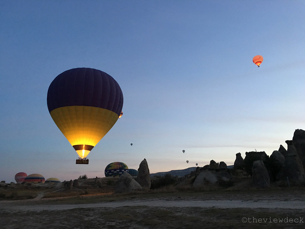 Good Morning Cappadocia
