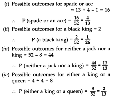 Important Questions for Class 10 Maths Chapter 15 Probability 26