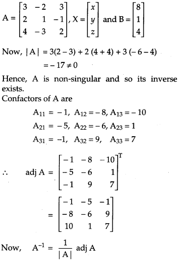 CBSE Previous Year Question Papers Class 12 Maths 2019 Outside Delhi 128
