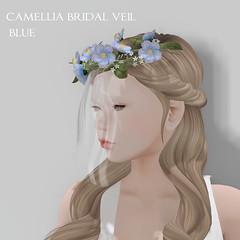 *NAMINOKE*Camellia Veil