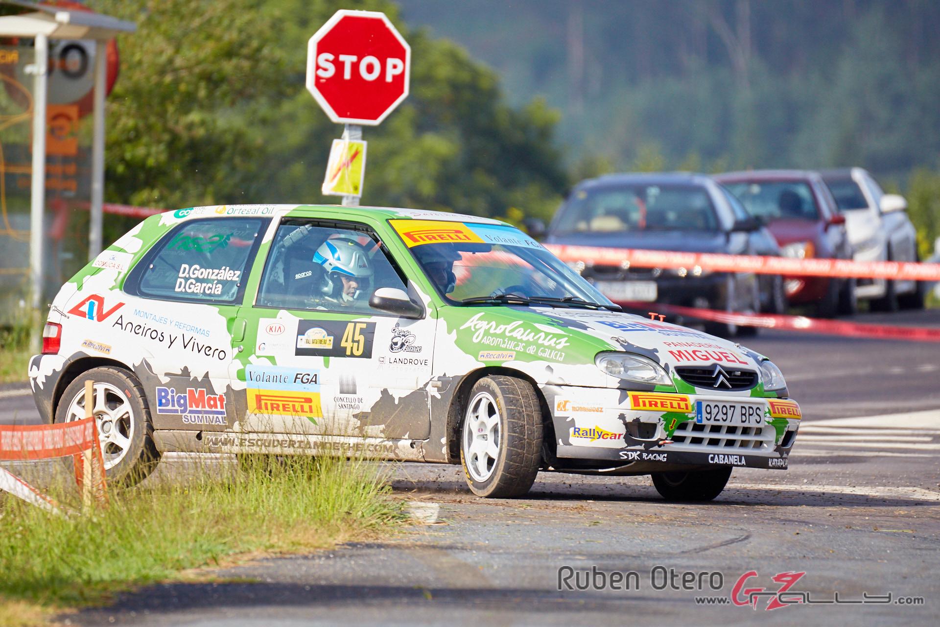 Rally do Botafumeiro 2019 - Ruben Otero