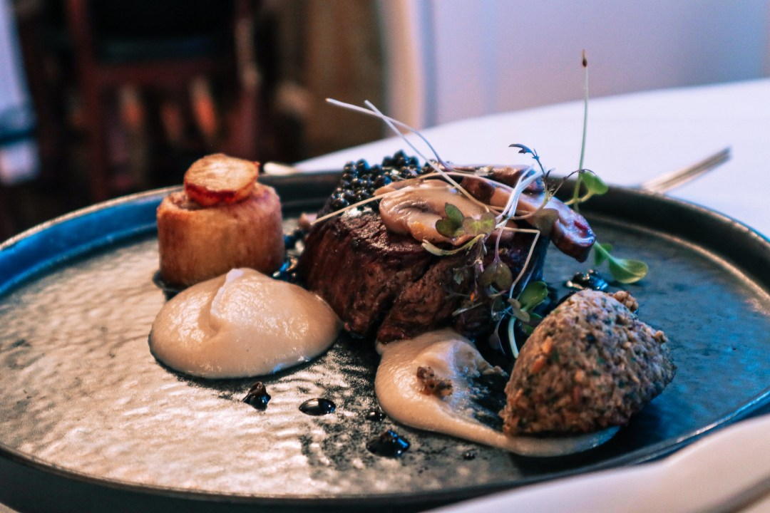 mangiare carne in Irlanda, Nephin Restaurant