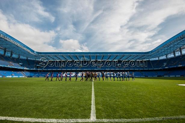 VII Trofeo Teresa Herrera femenino: Deportivo Abanca 1 - 5 UD Granadilla Tenerife