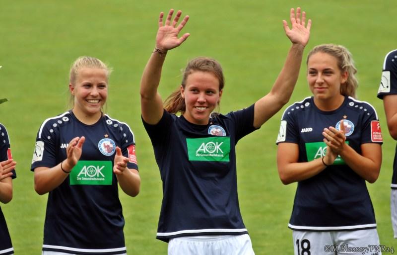 Saisoneröffnung und Freundschaftsspiel: 1. FFC Turbine Potsdam gegen AC Sparta Prag