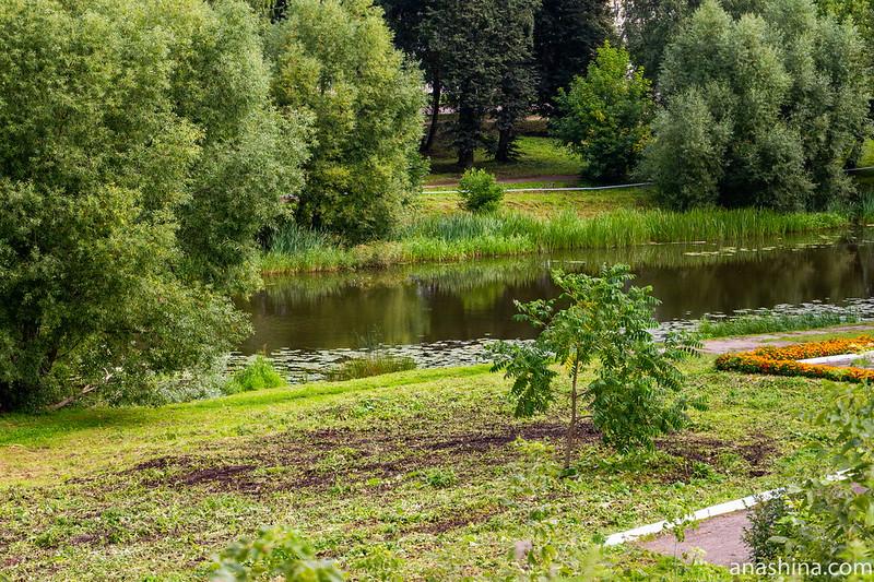 Река Трубеж, Переславль-Залесский