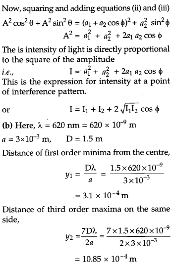 CBSE Previous Year Question Papers Class 12 Physics 2019 Delhi 151