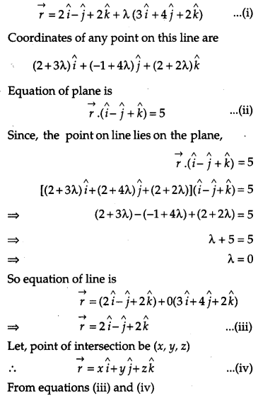 CBSE Previous Year Question Papers Class 12 Maths 2018 58