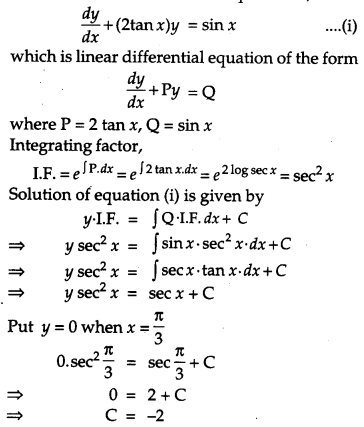 CBSE Previous Year Question Papers Class 12 Maths 2018 34
