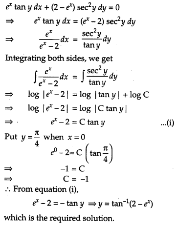CBSE Previous Year Question Papers Class 12 Maths 2018 33
