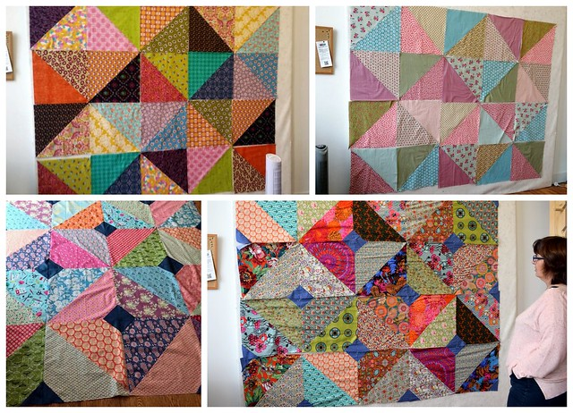 Quilt Top in a Day workshop
