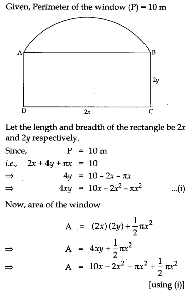 CBSE Previous Year Question Papers Class 12 Maths 2017 Outside Delhi 99