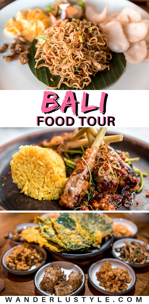 Ubud Luxury Food Tour - Good Indonesian Food Tour - Bali Food Tour, Best Bali Food Tour, Bali Food Tours, Best Bali Food Tours, Ubud Food Tours, Ubud Food Tour, Bali Food Tour Review, Good Indonesian Food Review, Food in Bali, Indonesian Food, Best Bali Food, Where to eat in Bali | Wanderlustyle.com