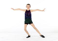 Mackenzie the Jazz Dancer