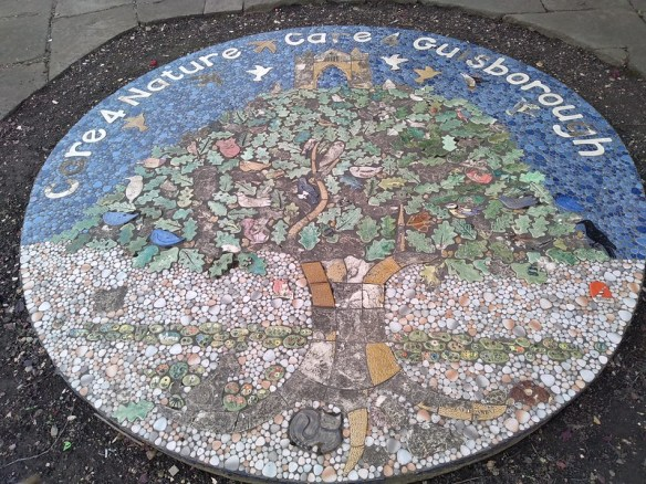 Oak Road Mosaic, Guisborough