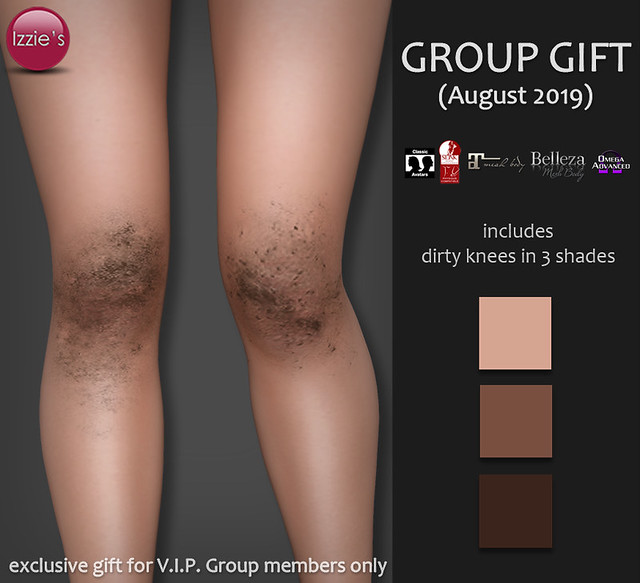VIP Group Gift August