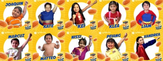 Goldilocks Super Mamon Squad 2