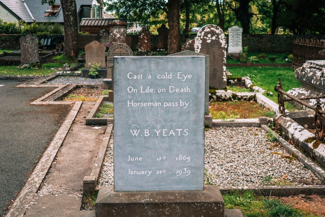 Tomba di Yeats, Drumcliff
