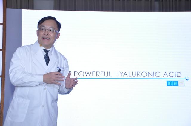 Mentholatum Asia Pacific R&D Director Dr. Naelong Wang