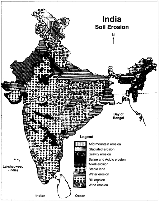 RBSE Solutions for Class 11 Indian Geography Chapter 9 Soil of India 4