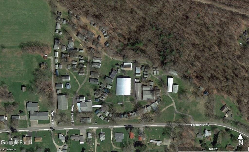 Weslyan Campground PA