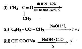 CBSE Previous Year Question Papers Class 12 Chemistry 2015 Delhi Q19