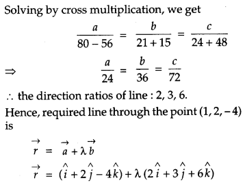 CBSE Previous Year Question Papers Class 12 Maths 2015 Outside Delhi 49
