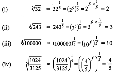 Tamilnadu Board Class 9 Maths Solutions Chapter 2 Real Numbers Ex 2.5 5