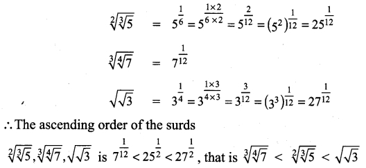 Tamilnadu Board Class 9 Maths Solutions Chapter 2 Real Numbers Ex 2.6 4a
