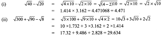 Tamilnadu Board Class 9 Maths Solutions Chapter 2 Real Numbers Ex 2.6 3