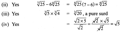 Tamilnadu Board Class 9 Maths Solutions Chapter 2 Real Numbers Ex 2.6 5a