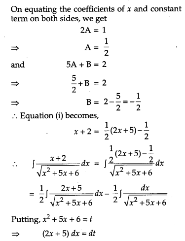 CBSE Previous Year Question Papers Class 12 Maths 2014 Outside Delhi 34