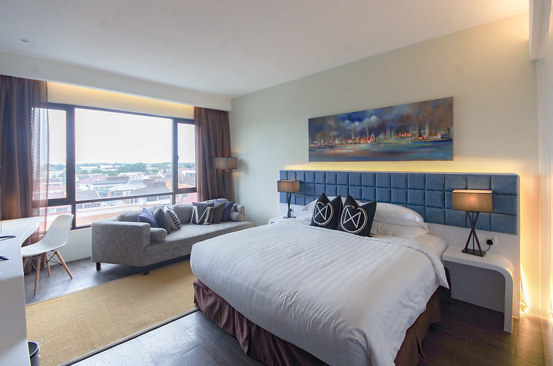 m roof hotel ipoh