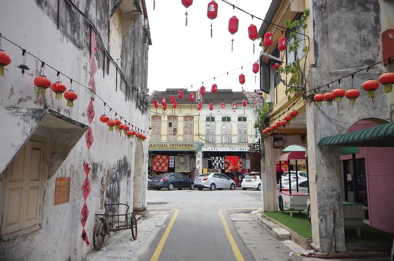 market lane in ipoh