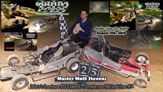 Matt Stevens wins 8/11/2019 Twin 25s in 2 different karts! 20190811_225943-Matt-Wins-Oswego-Karting