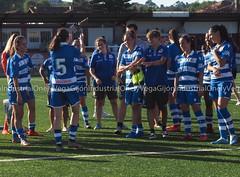 Trofeo Villa de Jovellanos Femenino (Deportivo Abanca 3-0 Sporting de Gijón)