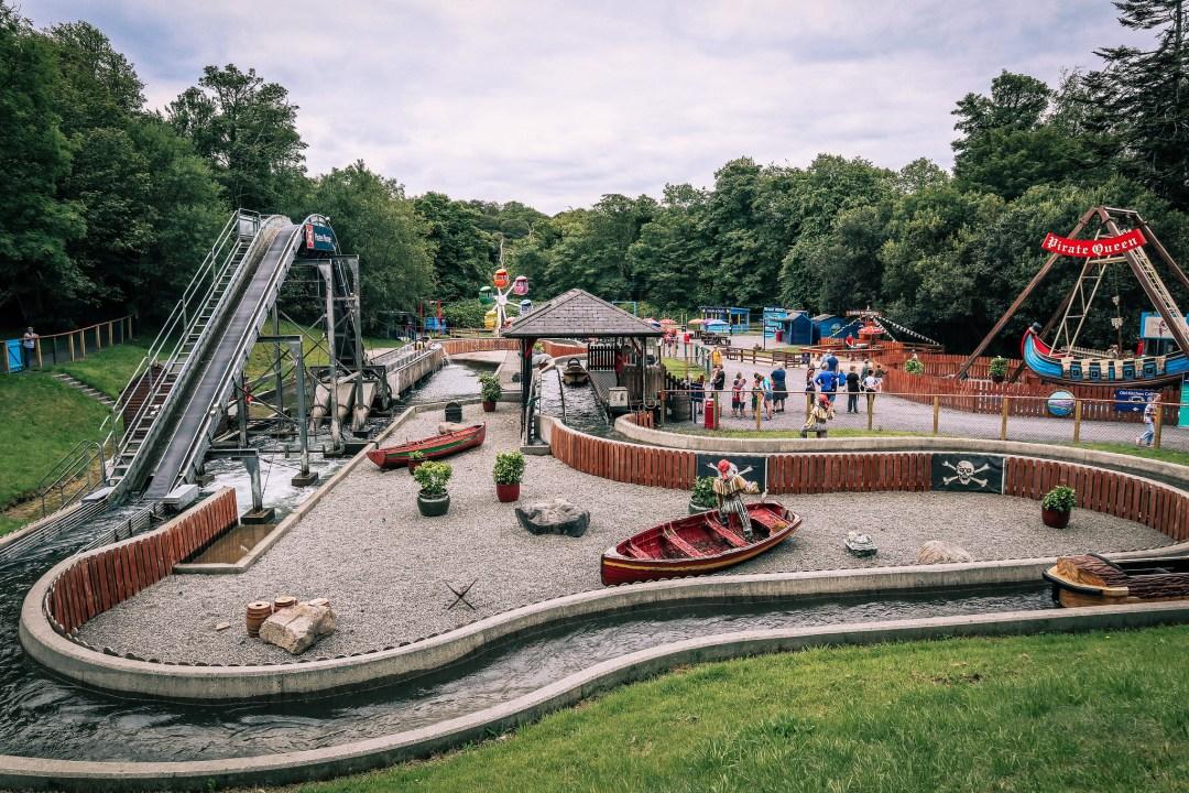 Westport House, Pirate Adventure Park