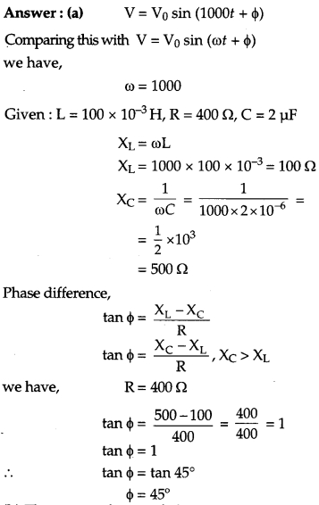 CBSE Previous Year Question Papers Class 12 Physics 2015 Outside Delhi 21