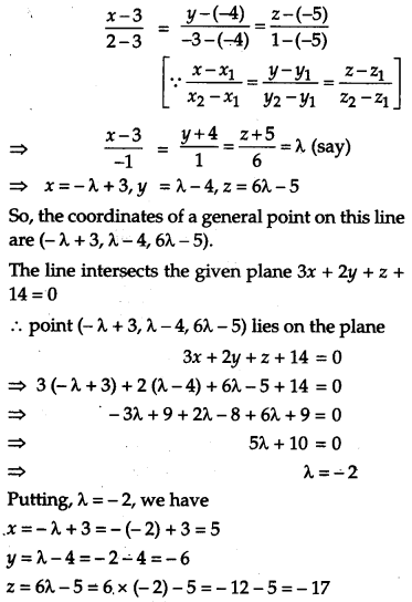 CBSE Previous Year Question Papers Class 12 Maths 2012 Outside Delhi 93