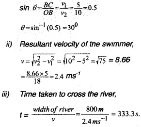 HSSlive Plus One Physics Notes Chapter 4 Motion in a Plane 13