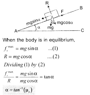HSSlive Plus One Physics Notes Chapter 5 Law of Motion 8