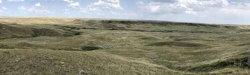 Grasslands National Park West Block - just another landscape